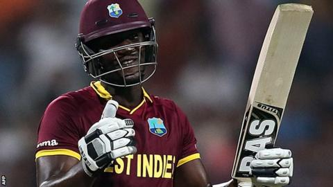 West Indies all rounder Darren Sammy