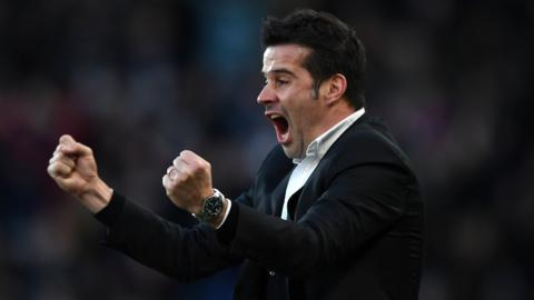 Hull head coach Marco Silva