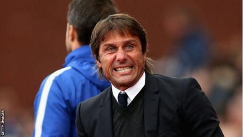Chelsea boss Antonio Conte dismisses rumours of unrest over training schedule