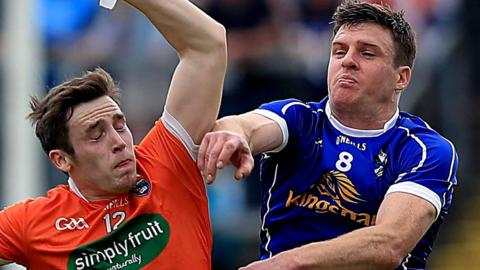 Cavan beat Armagh in the Ulster Championship quarter-final