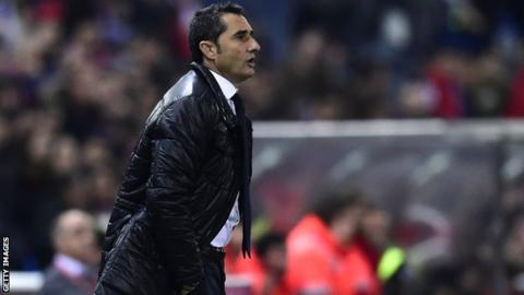 Ernesto Valverde denies any club agreement amid Barcelona and Arsenal job rumours