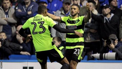 Nahki Wells and Collin Quaner