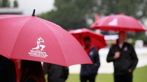 Umbrellas at Derby