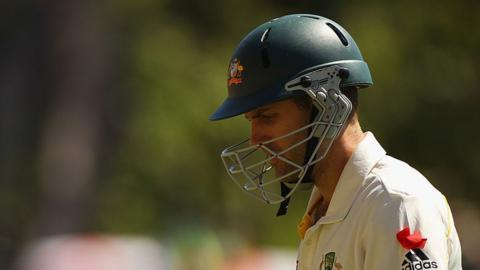 "Simon Katich says his relationship with Michael Clarke is ""non existent"""
