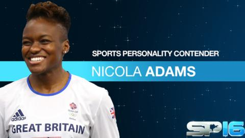 Nicola Adams