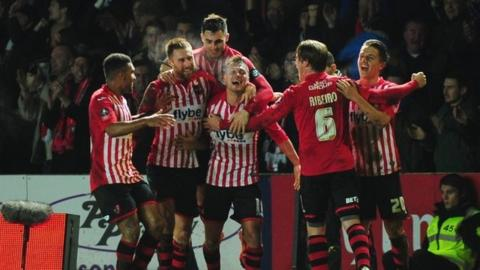 Highlights: Exeter City 2-2 Liverpool