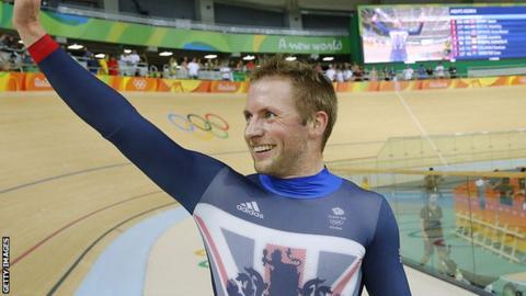 Jason Kenny: Six-time Olympic champion returns after secret retirement