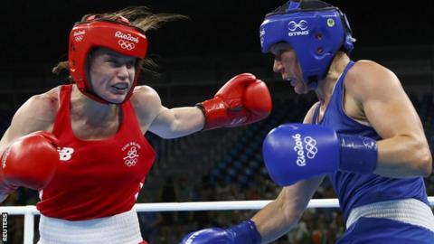 Irish boxing star Taylor stunned in lightweight bout