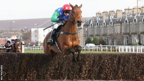 Ash Park, ridden by Sam Coltherd wins at Musselburgh in March 2017