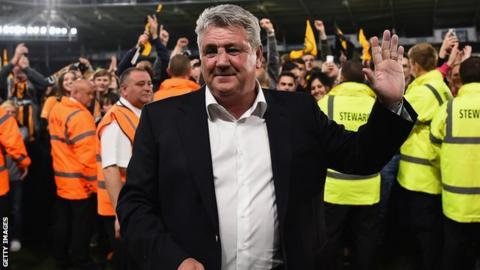 Bruce relieved to reach play-off final