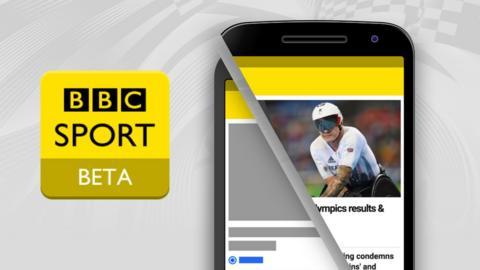 BBC Sport beta