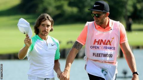 Britain's Fleetwood pips Uihlein to French Open win