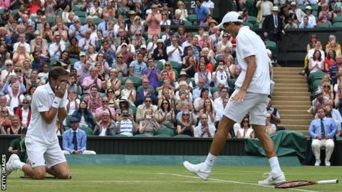 Mahut and Herbert win Wimbledon doubles