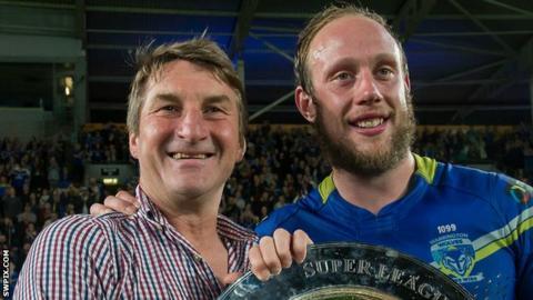 Tony Smith and Chris Hill