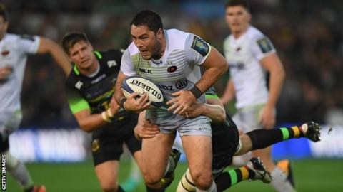 Saracens start Champions Cup defence with demolition of Northampton
