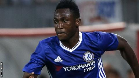 Schalke sign Chelsea's Rahman on loan