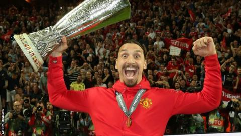 Zlatan Ibrahimovic unlikely to get new Manchester United deal