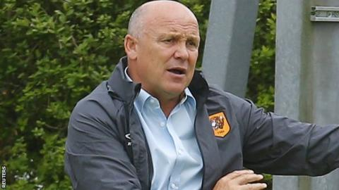 Hull caretaker boss Mike Phelan