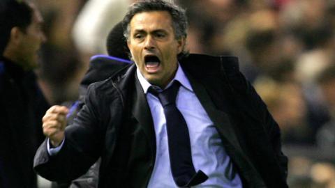 Jose Mourinho, 2007