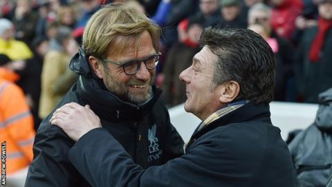 'Pretty nice' says Klopp after Can's 'best ever goal'