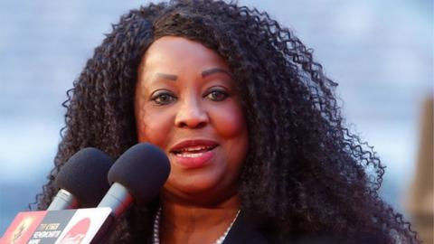 Fifa Secretary General Fatma Samoura has informed colleagues of the lifting of Sudan's suspension
