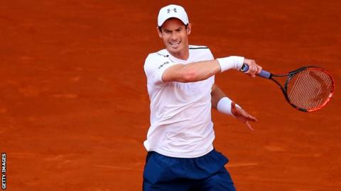 Murray bows out of Madrid Open, Djokovic proceeds