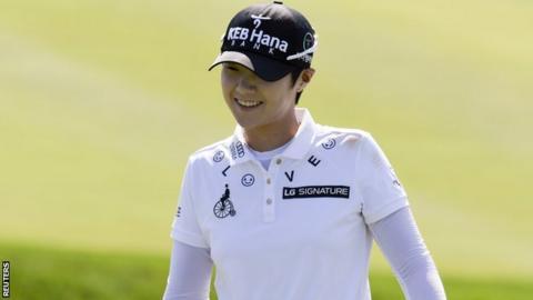 Sung Hyun Park wins US Women's Open by two shots