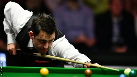 English Open glory for Ronnie