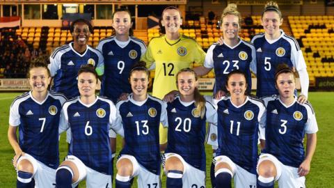 Scotland will make their major tournament debut at Euro 2017