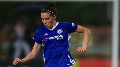 Deanna Cooper of Chelsea