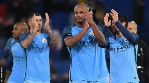 Manchester City held to FA Cup replay by Huddersfield