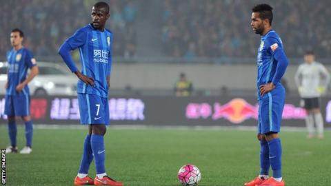 Ramires and Alex Teixeira