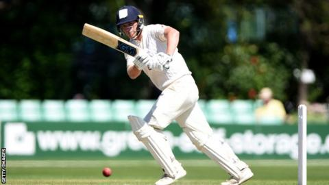 Essex's Westley to make England debut in third Test against South Africa
