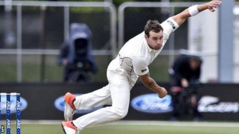 New Zealand fast bowler blames death of cockatoo for drink driving