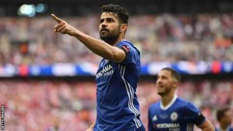 Chelsea want more than they paid for me, says Costa