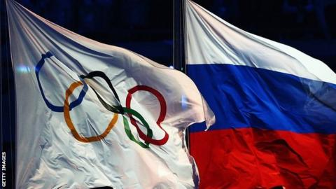 Doping: International Olympic Committee backs 'strong' IAAF stance on Russia