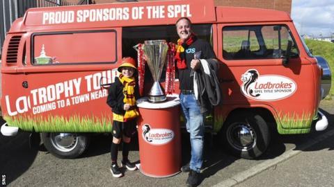 Ladbrokes trophy tour