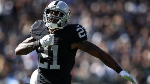 Raiders CB Sean Smith charged with felony assault