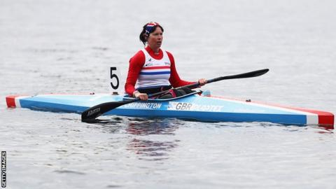 Great Britain's Jeanette Chippington