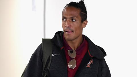 Rangers defender Bruno Alves