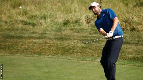 Leishman in command at BMW golf