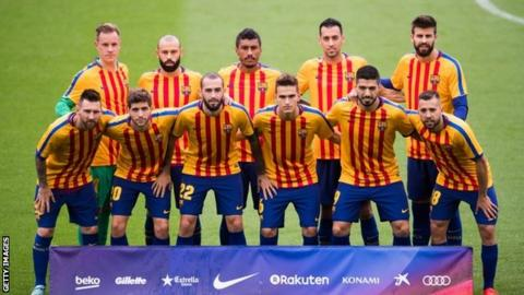 'More than a club' - How Barca found themselves at centre of Catalan controversy