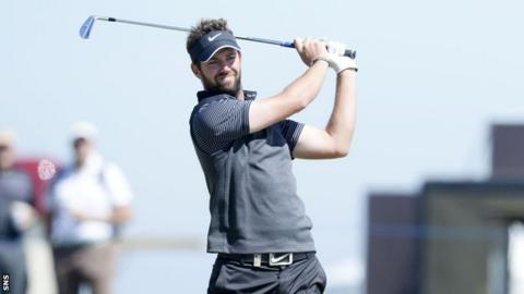 Jamieson, Bjork co-lead entering final round of Tshwane Open