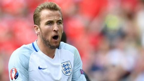 Harry Kane, England striker