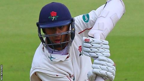 Haseeb Hameed Lancashire