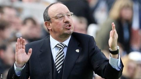 Transfer funds key to Benitez decision