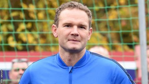 Jonatan Johansson will join the Rangers coaching staff