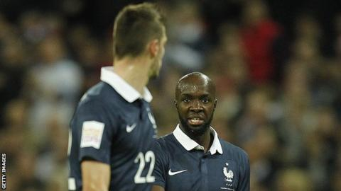 Lassana Diarra and Morgan Schneiderlin