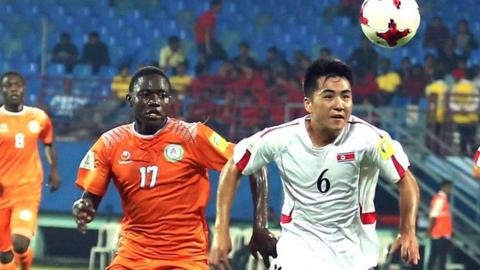 Niger and South Korea