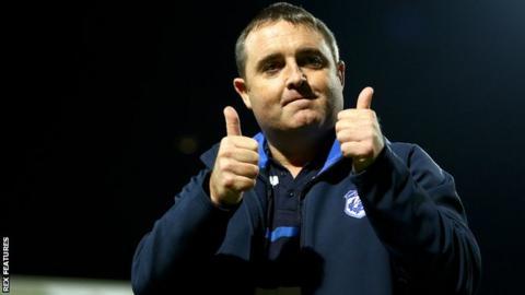 Scotland rugby league head coach Steve McCormack